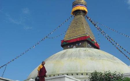 Kathmandu Half-Day Walk with a Monk