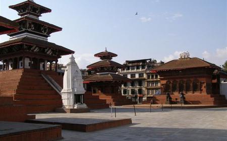 Kathmandu City & Patan Full-Day Tour
