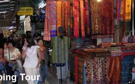 1 Full or Half-day Kathmandu Shopping Tour