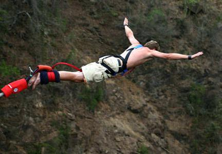 Nepal Bungee Jump & Canyon Swing: Full-Day Adventure