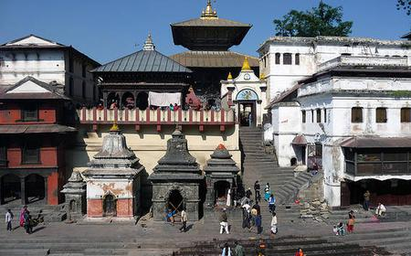 4-Day Nepal Tour: Pashupatinath Darshan Temple & Everest