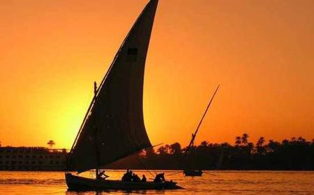 From Cairo: Felucca Adventure on the Nile