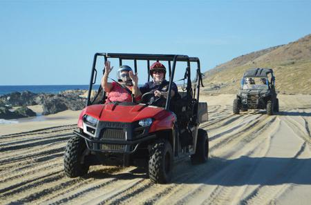 Ranger Crew Side by Side Tour in Los Cabos