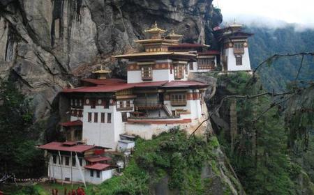 3 Day Bhutan Cultural Tour from Kathmandu