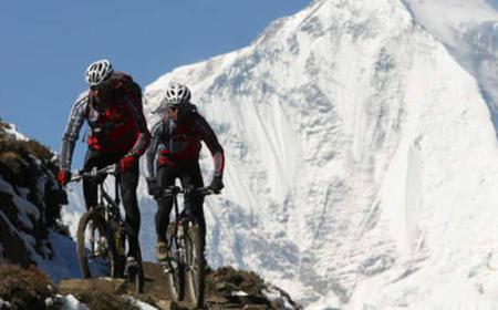 Lhasa to Kathmandu Biking Trip - 21 Days