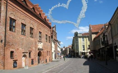 Romantic Old Town of Kaunas