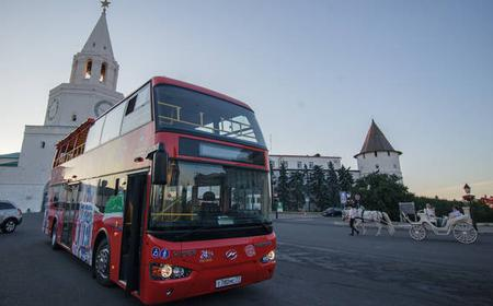 Kazan 24- or 48-Hour Hop-On Hop-Off Bus Tour