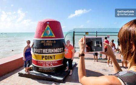 Full-Day Hop-On Hop-Off Trolley Tour of Key West