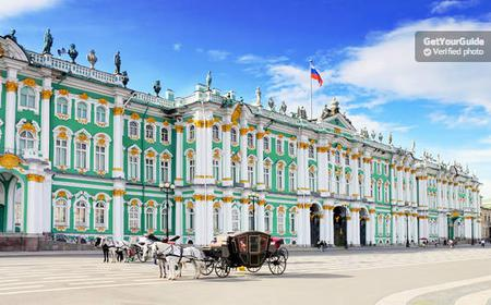 St. Petersburg: Skip-the-Line Hermitage Museum Ticket