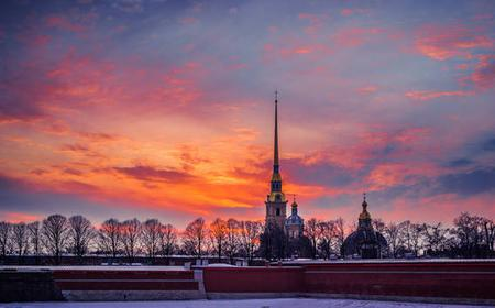 Skip-the-line: St. Petersburg's Peter and Paul Fortress