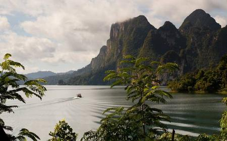Full Day Khao Sok Tour with Lunch