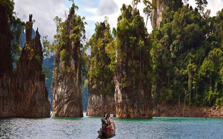 Khao Sok National Park Full-Day Jungle Safari