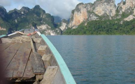 Khao Sok and Cheow Lan Lake 3-Day Bike Tour
