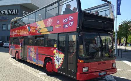 Kiel: 24-Hour Hop-On Hop-Off Sightseeing Bus Tour