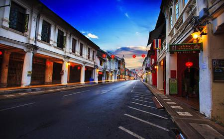 Hidden Side of Phuket Half-Day Walking Tour with Dinner