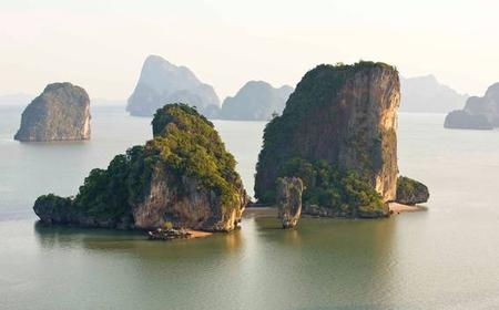 James Bond Island Full-Day Tour by Big Boat & Sea Canoe