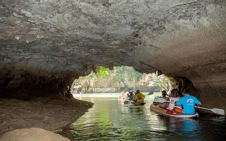 Full Day Sea Canoe Cave at Phang Nga