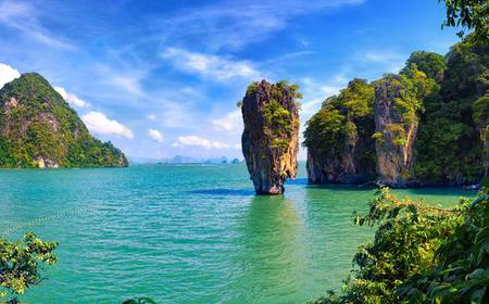 Phang Nga Bay Full-Day by Speed Boat