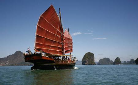 The Spirit of Phang Nga Bay Full Day Cruise