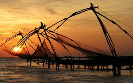 Fort Kochi & Mattanchery 3-Hour Walking Tour