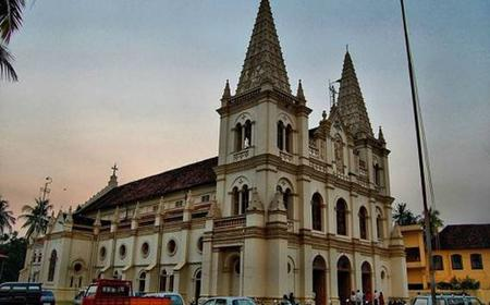 4-Hour Fort Cochin Sightseeing Tour