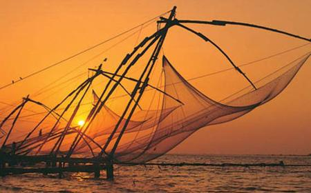From Kochi: Cochin Full-Day Tour