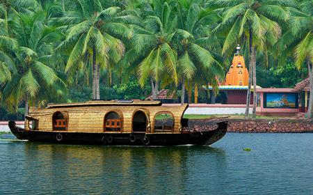 Port of Cochin with Backwater Houseboat & Fort Cochin