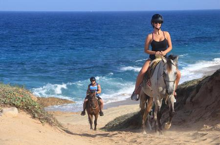 Off-Road ATV and Horseback Riding Combo Tour