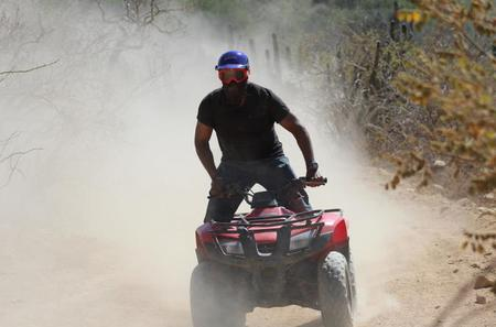 Real Baja ATV Tour in Los Cabos Including Lunch