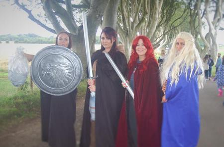 Private Tour: Game of Thrones Filming Locations and Giant's Causeway from Belfast
