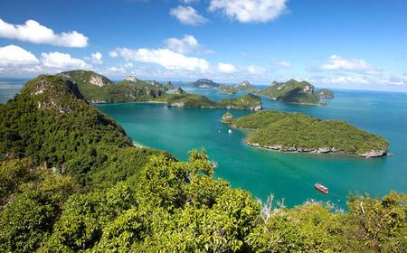 Snorkel and Kayak in Angthong: Day Tour from Koh Samui