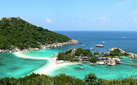 Koh Nangyuan Full-Day Snorkel Tour from Koh Samui