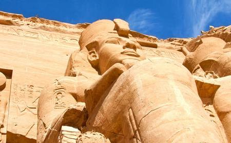 From Aswan: Full-Day Private Tour to Abu Simbel Temple