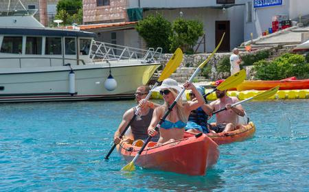 Korcula Island: Half-Day Sea Kayaking and Snorkel Trip