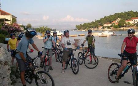 4-Hour Mountain Bike Adventure on Korcula island