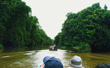 From Sandakan: Half-Day Kinabatangan River Cruise