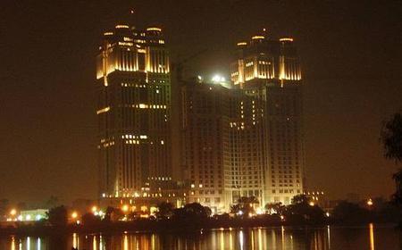 Cairo Dinner Cruise Aboard a 5-Star Floating Restaurant