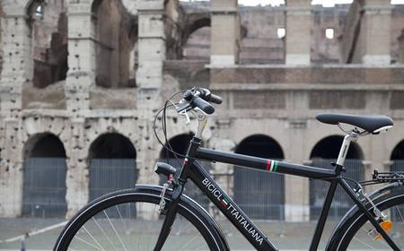 Panoramic Views of Rome Private Bike or E-Bike Tour