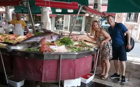 Venice Street Food Tour with Local Guide