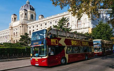 Vienna 48h Hop-on Hop-off Sightseeing + Live Night Tour
