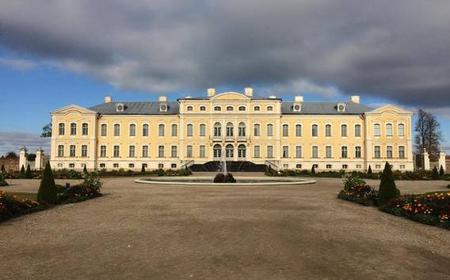 Tour from Vilnius to Riga