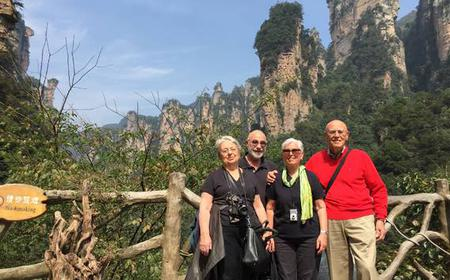 4 Day/3 Night Small-Group Private Zhangjiajie Tour