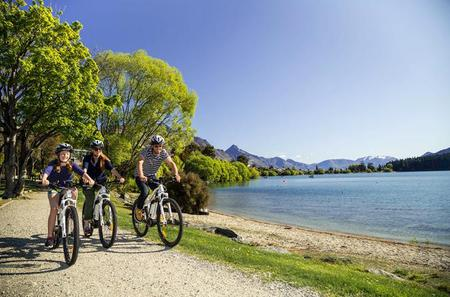 Full-Day Queenstown Electric Mountain Bike Rental