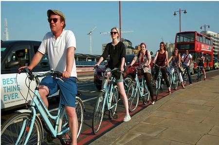 Love London Bike Tour