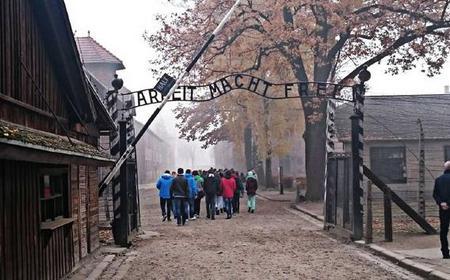 Auschwitz-Birkenau Day Tour from Krakow
