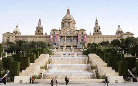 Museu Nacional d'Art de Catalunya Ticket