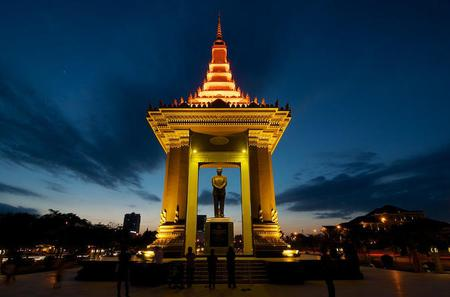 Phnom Penh Tour with National Museum and Royal Palace