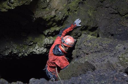 Day-Tour of Caving on Mount Etna from Catania