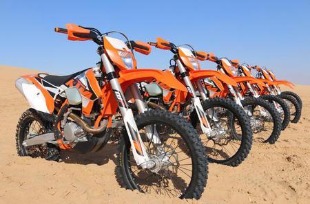 Desert Motorbike Tour from Dubai