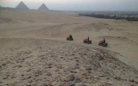 Quad Bike Tour around Giza Pyramids